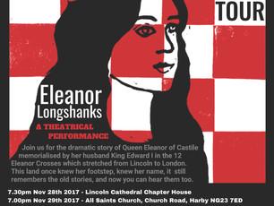 Coming soon:  Eleanor Longshanks - a storytelling tribute