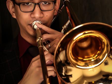 Peter Lin - Trombone