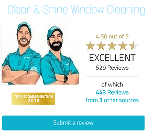 Honiton Window Claning-Reviews