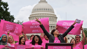 We Need More Congresswomen in the Fight for Women's Health
