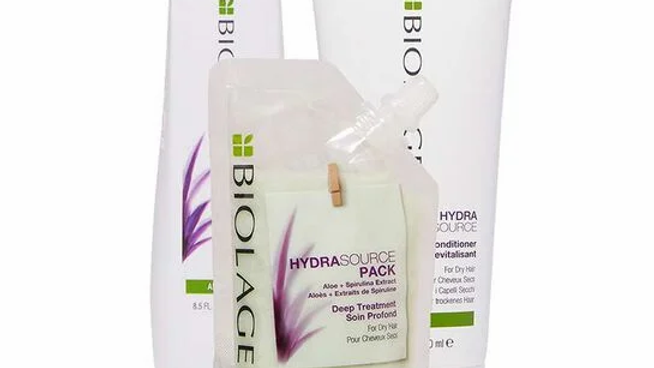 Matrix Biolage Hydra Source Christmas Pack