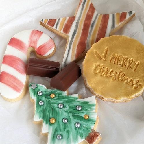 Cookies & Milk Cookie Box