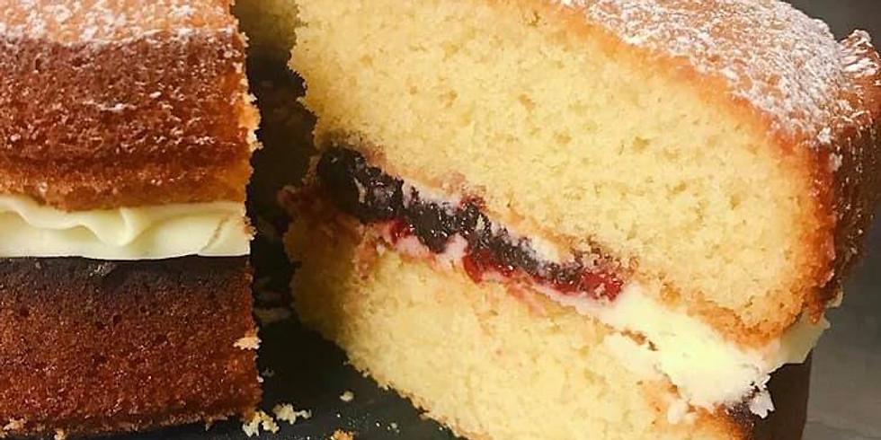 Bake the perfect sponge!  (1)