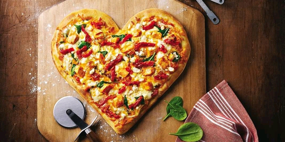 Pizza Making Date Night