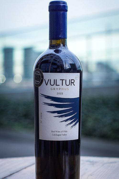 Vultur Gryphus 2015