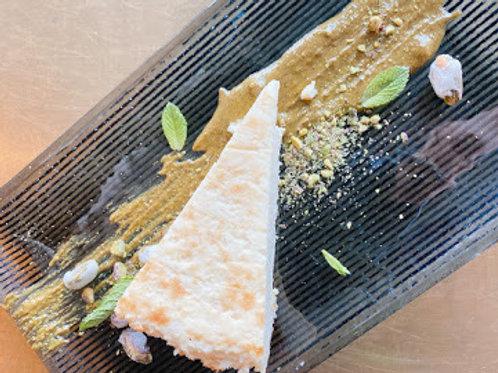Basque Cheesecake (whole serves2-3)