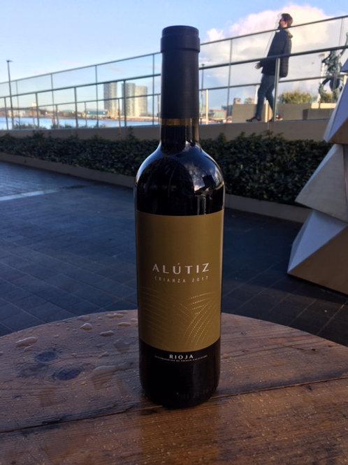 Alutiz Crianza Rioja 2017 - Red Wine