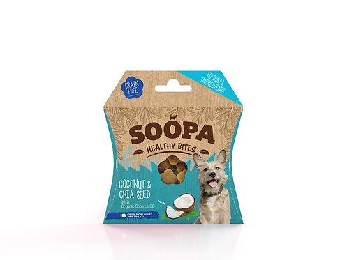 Soopa Healthy Bites - Coconut & Chai Seeds