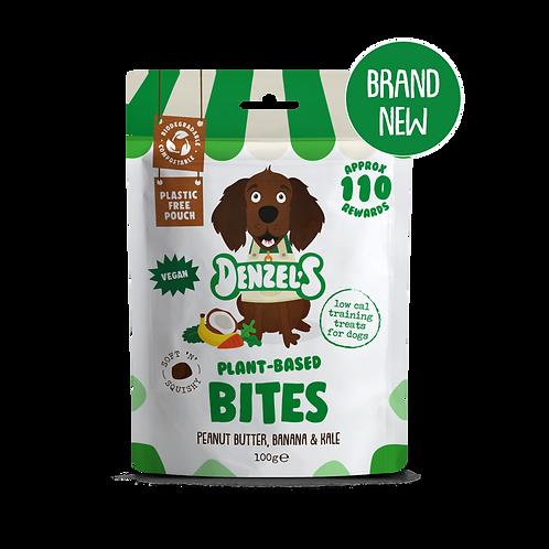 Denzel's Plant-Based Bites