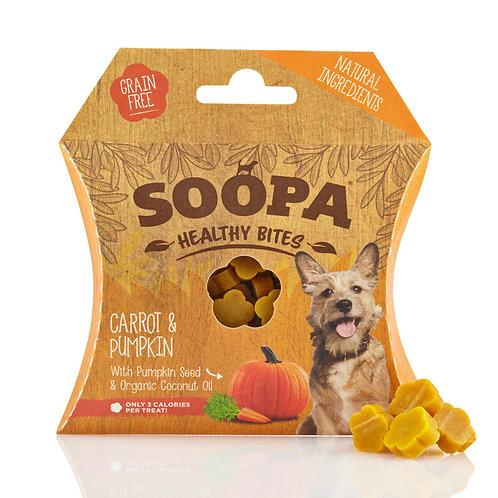 Soopa Healthy Bites - Carrot & Pumpkin