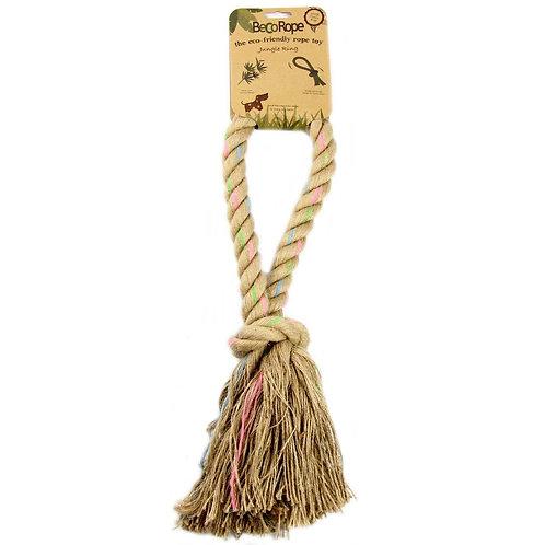 Beco Hemp Rope Jungle Ring