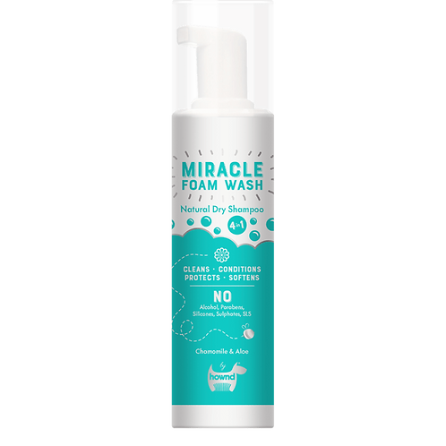 Hownd Miracle Dry Foam Wash
