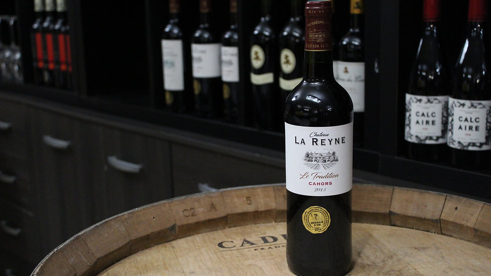 "Château La Reyne ""le tradition"""