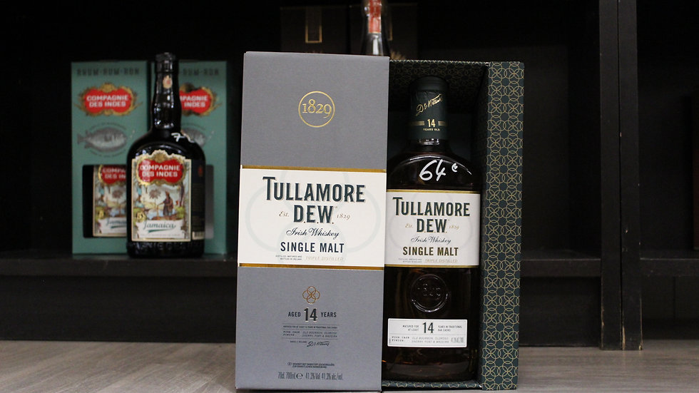 Tullmore Dew 14 Ans