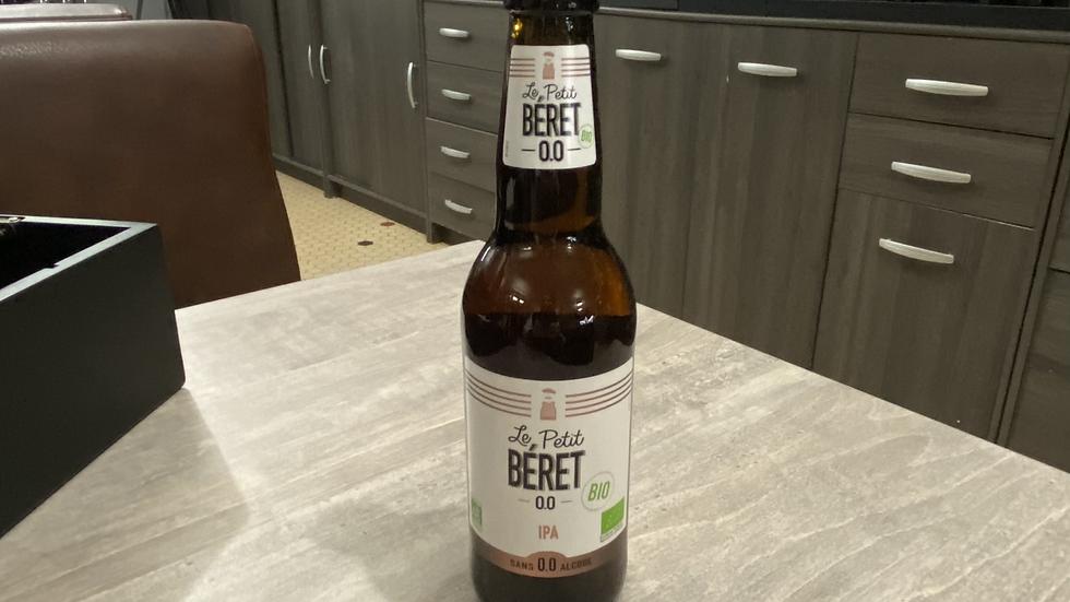 Le Petit Béret IPA 33 cl sans alcool