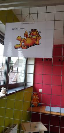 Garfield Corner