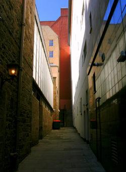 Architekturfotografie, Glasgow