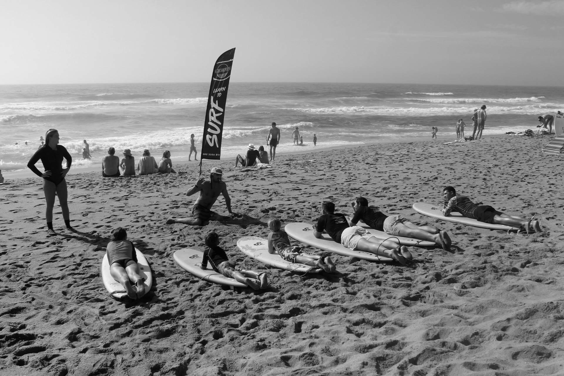 Group Surf Experience