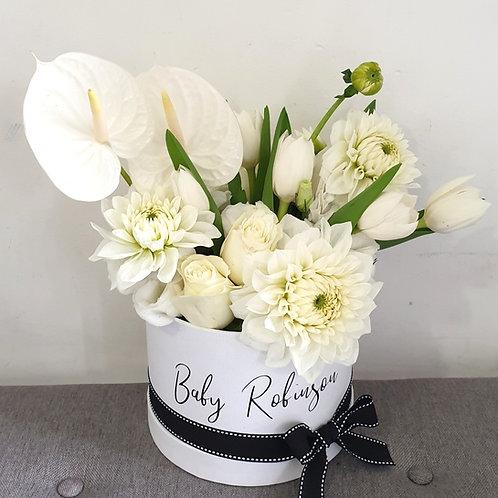 Fancy Pants Flower Box