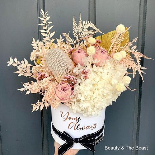 Everlasting Fairytale Flower Box
