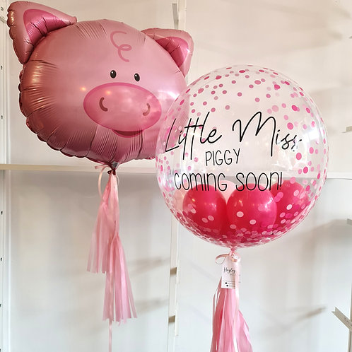 Farm Animal Foil Balloons
