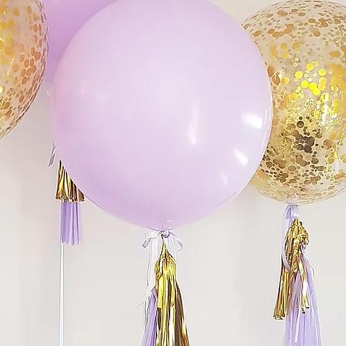Lilac Jumbo Balloon