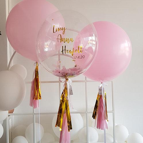Classic Balloon Trio