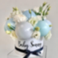 BaLoom Box Blue grey mint