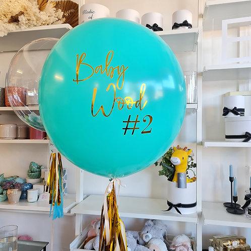 Aqua Jumbo Balloon