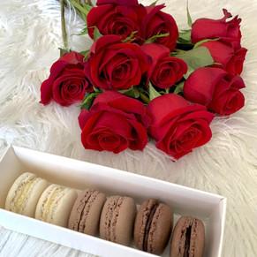 Valentines Fresh Long Stemmed Roses