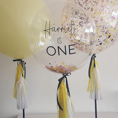 60cm Bubble Balloon