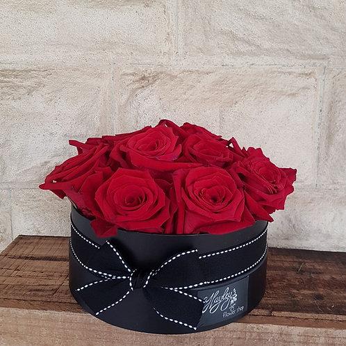Valentine's Classic Rose Box (S)