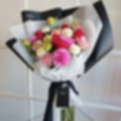 Ping Pong Love Wrapped Bouquet.jpg