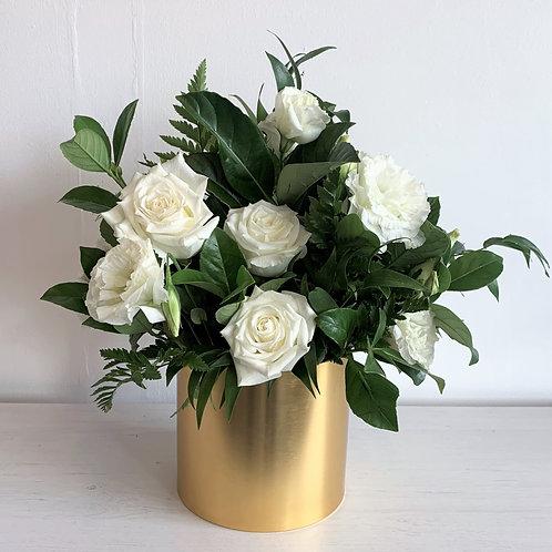 Timeless - Gold Vase