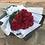 Thumbnail: 24 Long Stem Roses Bouquet