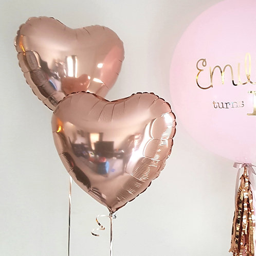 Foil Heart Balloon