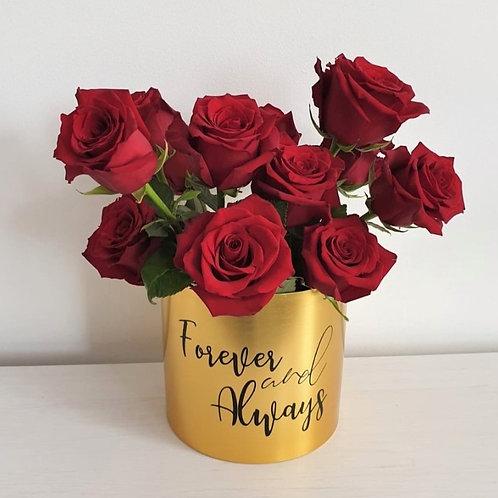 Forever & Always - Roses