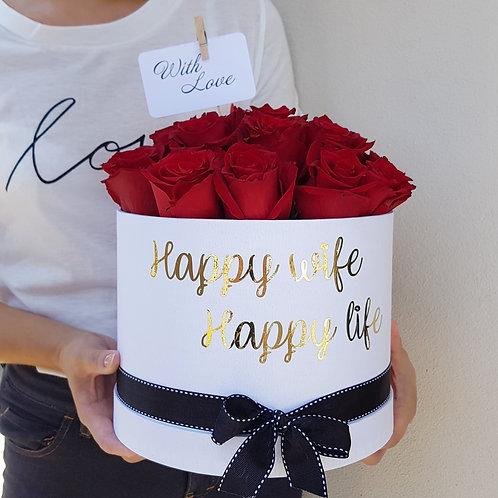 Fancy Pants Roses (L)