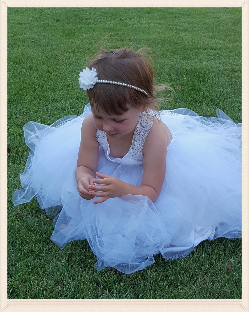 Sweet Flowergirl