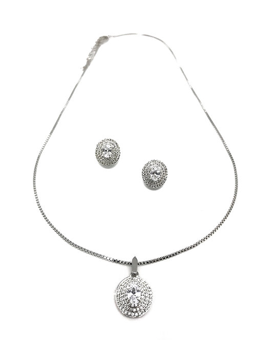 Clio Necklace Set