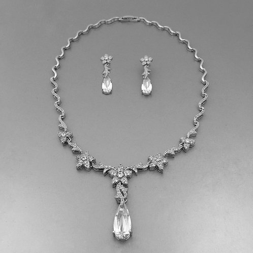 Mahtab Necklace Set