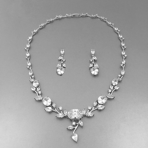 Bahar Necklace Set