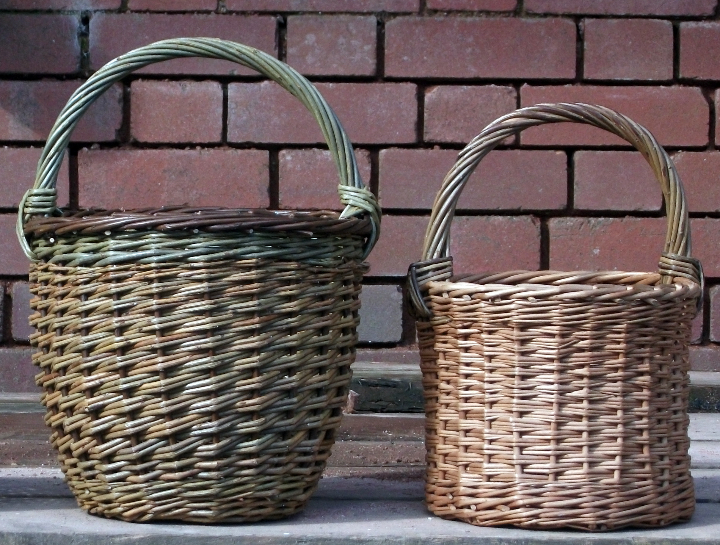 Round or Oval Shopper- 1 place left