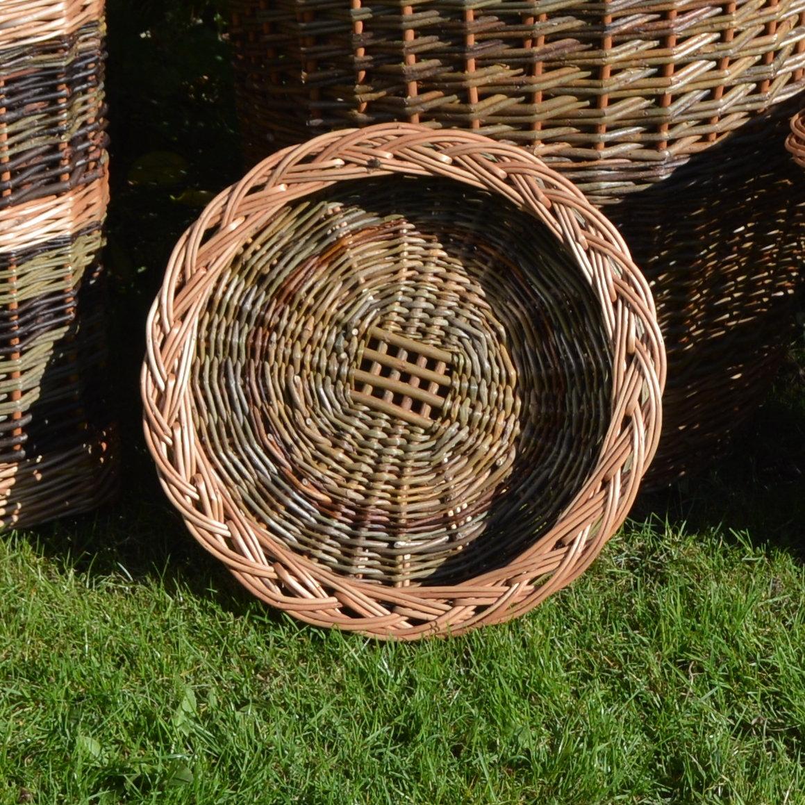 Round Fruit/ Bread Basket.