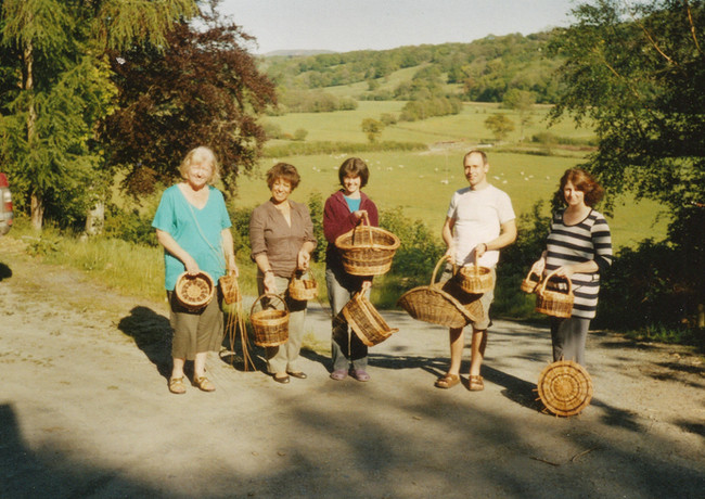 Frondoli basket course. Spring'09