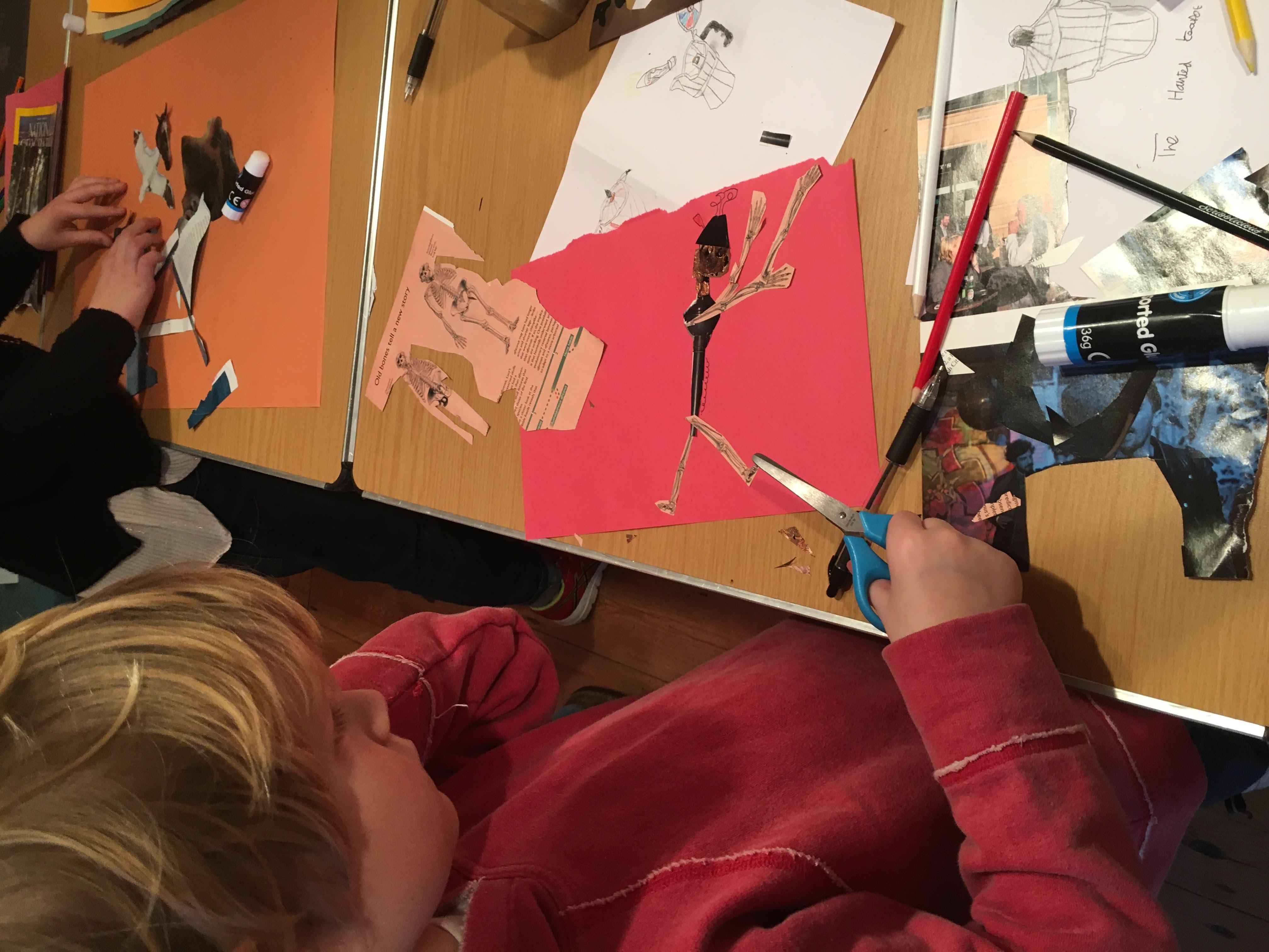 Drawing Dreams Workshop 2