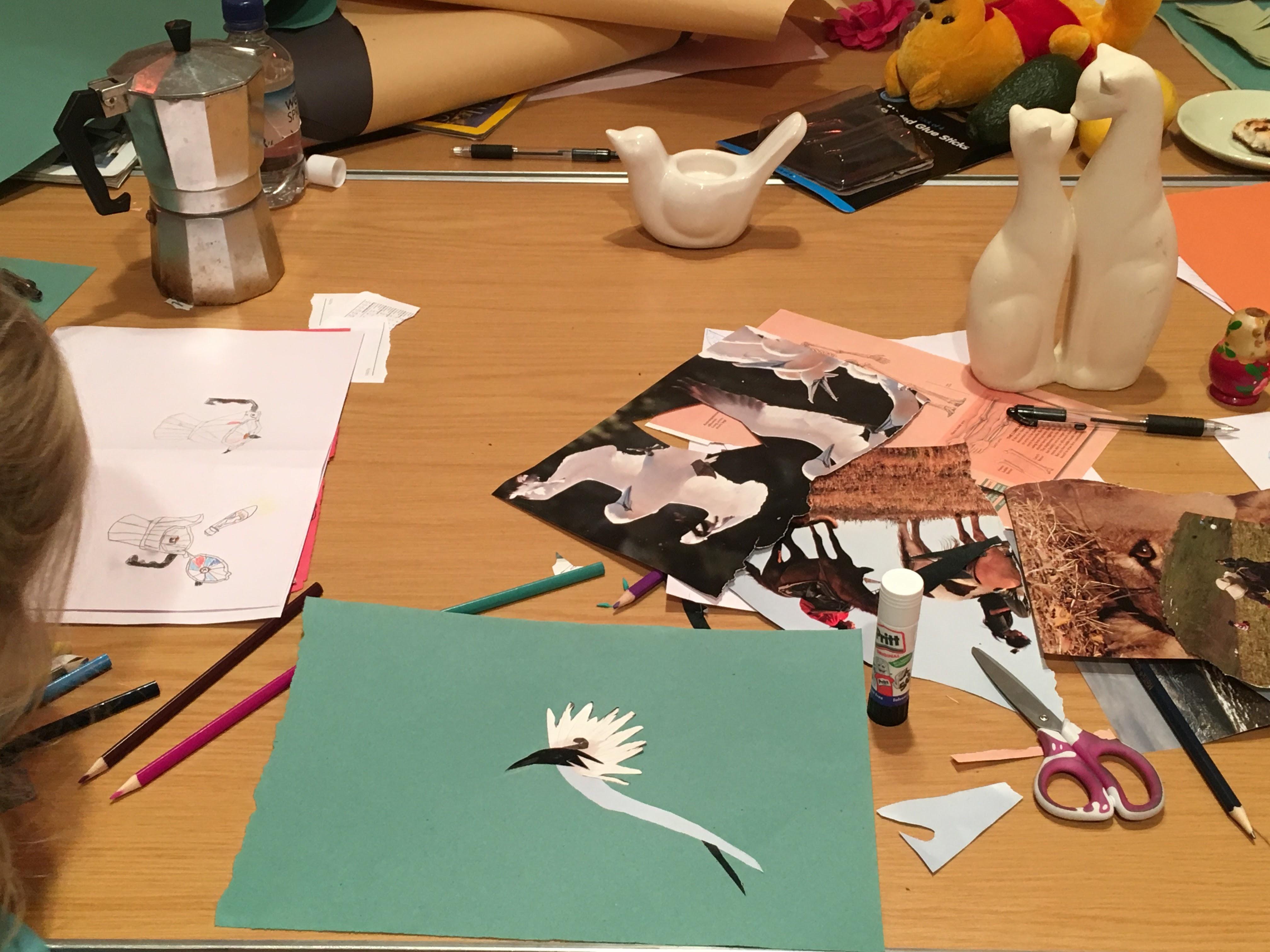 Drawing Dreams Workshop 8