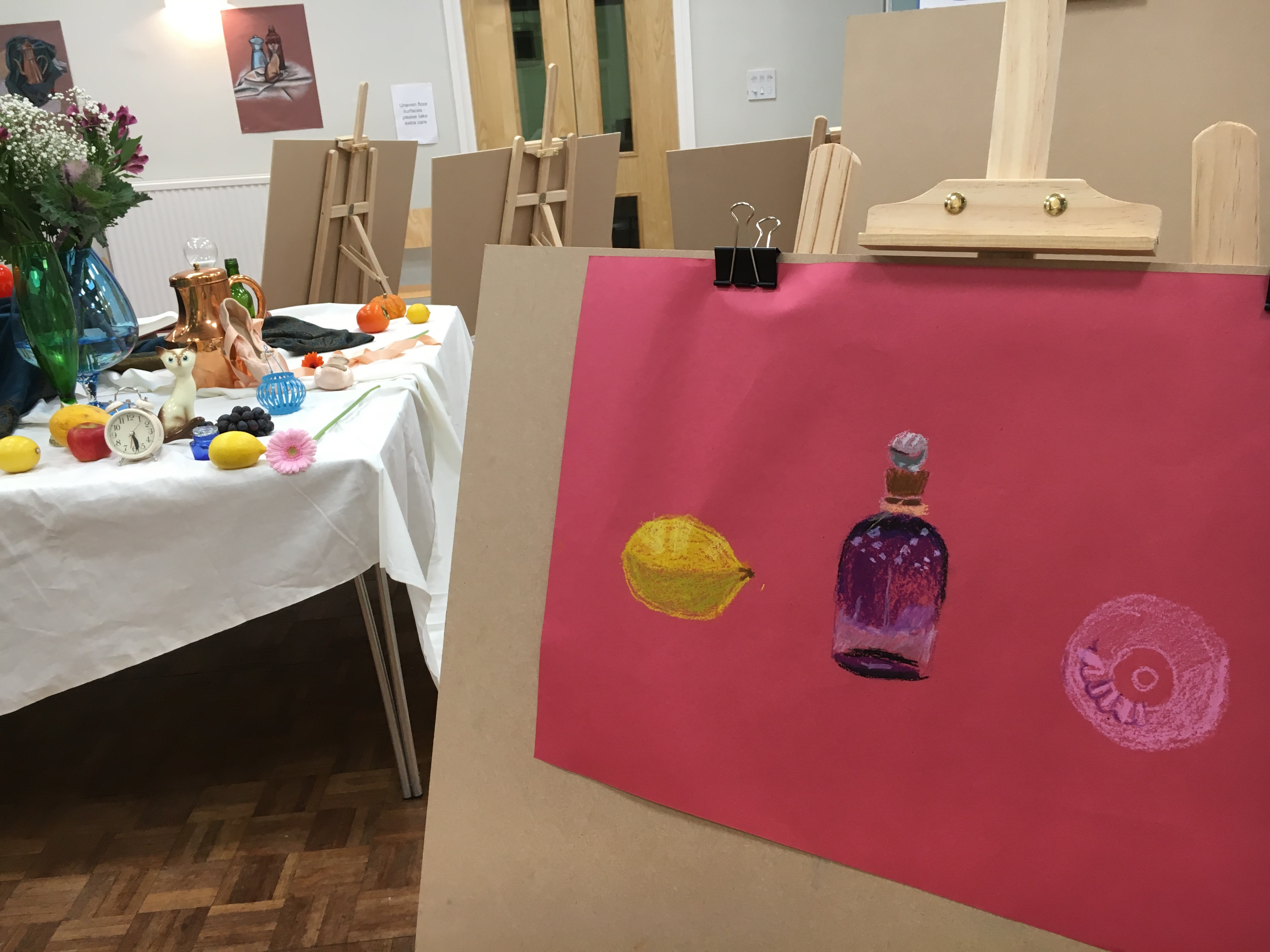 Art Taster Session 3