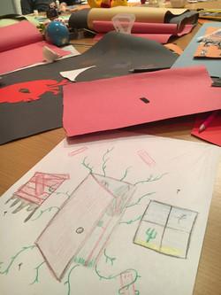 Drawing Dreams Workshop 9