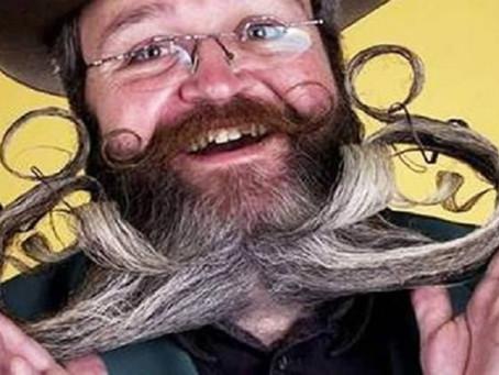 Você sabia? Existe um Campeonato Mundial de Barbas e Bigodes!